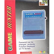 Game Hunter Import adapter action replay for Playstation