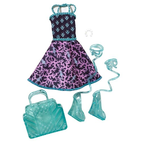 High Kleidung Monster (Monster High Y0399 - Lagoona Fashion)