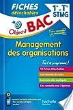 Telecharger Livres Objectif Bac Fiches Detachables Management 1ere Et Term STMG (PDF,EPUB,MOBI) gratuits en Francaise