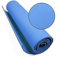 YiZYiF Esterilla de fitness Antideslizante Esterilla Para yoga y Pilates Alfombrilla para Yoga Profesional EVA 4mm
