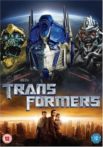 Paramount Home Entertainment Transformers [UK Import]