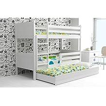 camas literas infantiles 80. Black Bedroom Furniture Sets. Home Design Ideas