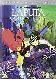 Laputa: Castle In The Sky [DVD]