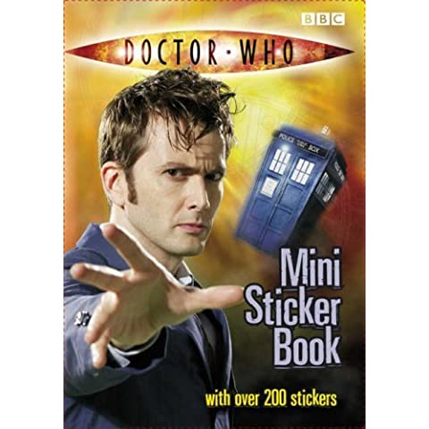 Doctor Who Mini Sticker Book by BBC (2007-08-02)
