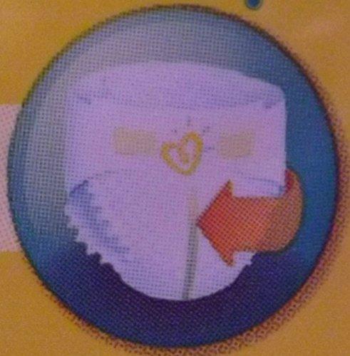 Windeln New Baby Größe 0 micro (1-2,5 kg) – Packung x 24 Windeln - 4
