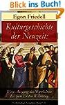 Kulturgeschichte der Neuzeit: Vom Aus...