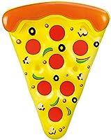 Géante Tranche de Pizza gonflable pour la mer et la piscine