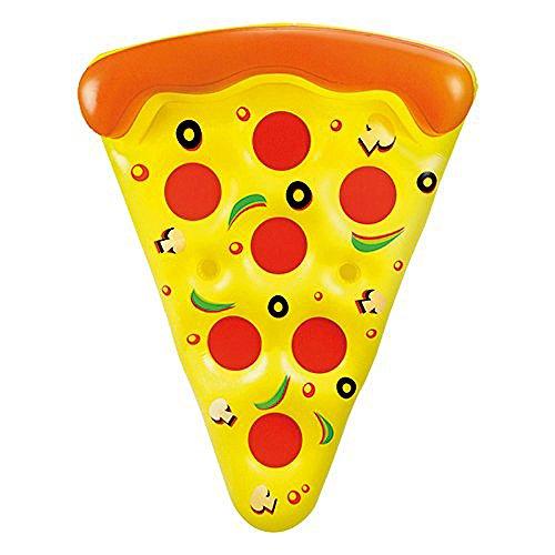 Gonfiabile Gigante a Forma di Pizza XXL, 180 cm.