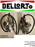 Vergaser Dell'orto PHVA 17 5 us Kymco Super 8 50 2T