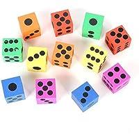 Preisvergleich für Lustige Schaum Würfel Spiel Spielzeug Kind Gehirn Spiel Werkzeug Party Favor Spielen Spielzeug Pädagogisches Spielzeug-Random
