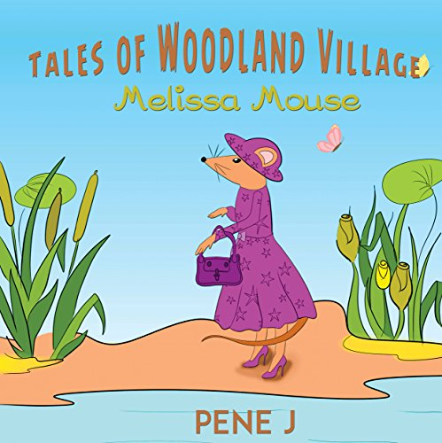 tales-of-woodland-village-melissa-mouse-english-edition