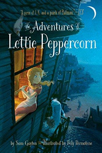 The Adventures of Lettie Peppercorn por Sam Gayton
