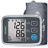 Blood Pressure Monitor, HYLOGY Digital Upper Arm blood pressure Monitor for home use