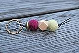 Schlüsselanhänger für die kleinen Schlüssel des Lebens, Schlüsselanhänger XS, schlüsselanhänger klein; Länge ca. 5 cm;