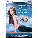 Roxys Yoga Workouts (Leyla from Emmerdale ITV1) Double DVD Box Set Bite Size Yoga Define & Tone (6x 15 minute Workouts) and Yoga Conditioning Total ... 3 x 45 minute workouts Upper , Lower & Core)