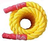#9: ESSKAY UTTAM Rope Gym Exercise Rope (1.5