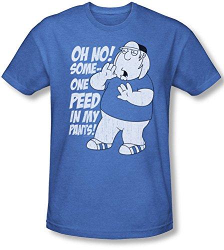 Family Guy - Männer in meinen Hosen-T-Shirt Royal Blue