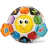 VTech Baby – Boot Ball Football Baby Soft Interactive with more than 45 Sounds, Melodies, Songs and Phrases, Encourages Stimulation Sensoria (3480 – 509122) preiswert