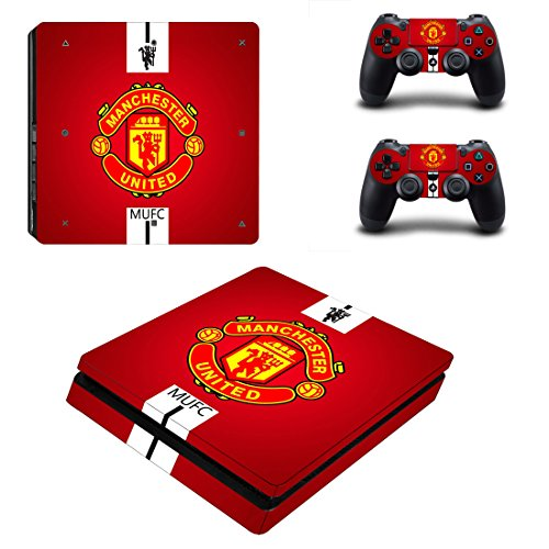 agspr-manchester-united-football-club-ps4-slim-console-and-dualshock-4-controller-skin-set-playstati