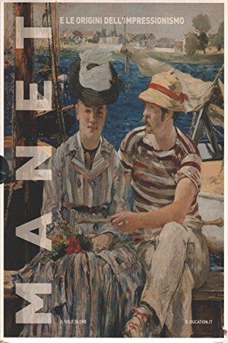 Manet e le origini dell'impressionismo