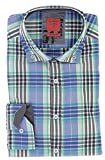 Olymp Herren Hemd Level 5 Casual Button Down kariert 1087 64 88, Größe L