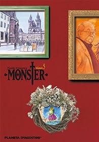 Monster Kanzenban nº 05/09 par Naoki Urasawa