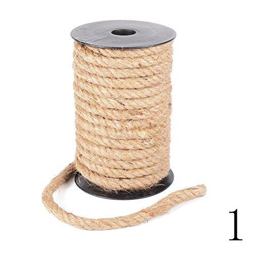 Thunder Light 8mm Hanf Seil Sicherheit Seil und Industrie Netzteil Seil