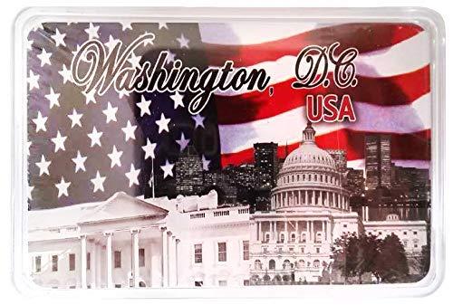 tische USA Spielkarten mit dem Weißen Haus und Washington, D.C. ()