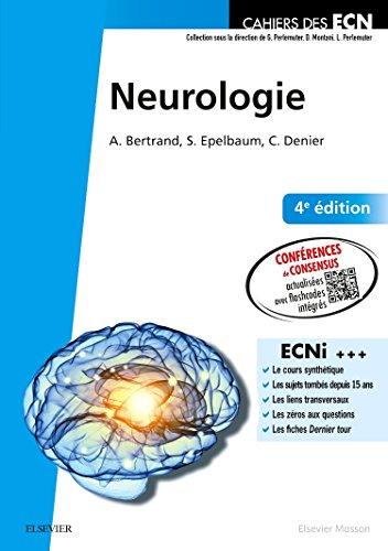 Neurologie par Anne Bertrand