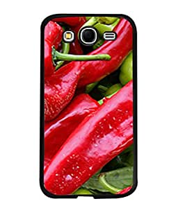 Fuson Designer Back Case Cover for Samsung Galaxy Grand I9082 :: Samsung Galaxy Grand Z I9082Z :: Samsung Galaxy Grand Duos I9080 I9082 (Chilly Greenary Hot Vegetables Boys Male Gents)