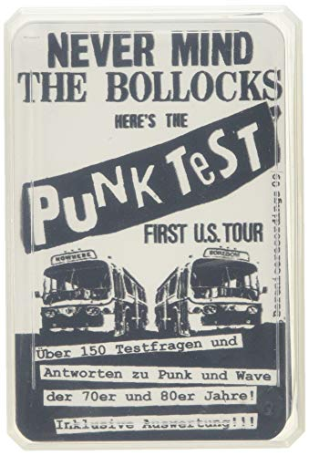 Never Mind the Bollocks,Here'S the Punk Test