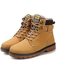 Zapatos Hombre Deportivos Running Botas para Invierno para Hombres Antideslizantes, Resistentes Al Desgaste, Herramientas para Exteriores, Zapatos De Gran Tamaño