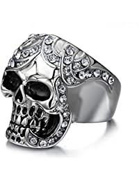 Retro Silver Tone Chain Rhinestone Crystal Leopard Tassel Pendant Necklace UK