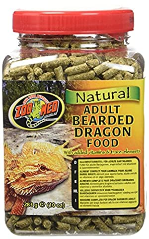 Zoo Med Adult Bearded Dragon Food 283g,