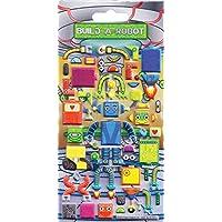 Paper Projects 01.70.19.012 Build-A-Robot Kidscraft Sticker Pack