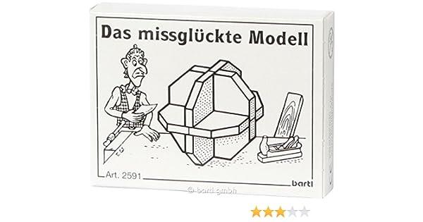Das missglückte Modell