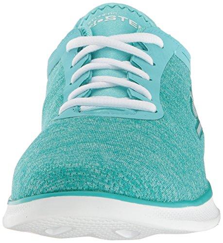 Skechers Ladies Go Step Lite-interstelllar Sneaker Verde