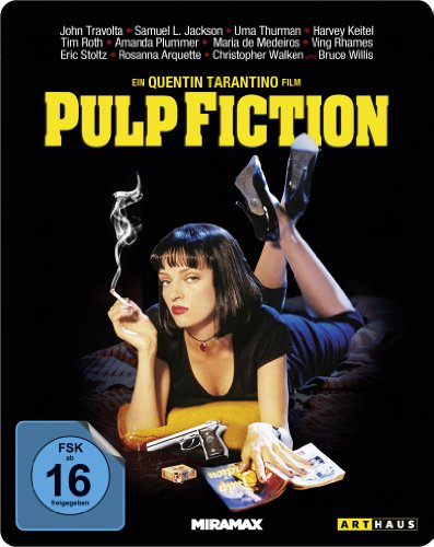 Bild von Pulp Fiction - Steelbook [Blu-ray]