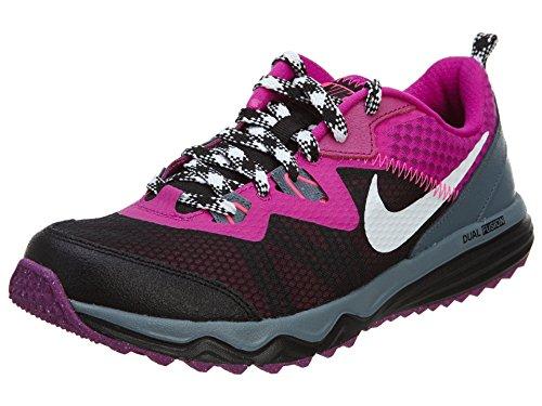 Scarpe Dual Fusion Trail Nero Fucsia 2015 Nike Nero
