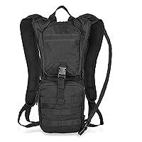 Vbiger 3 Litre Hydration Pack Water Rucksack Backpack Cycling Bladder Bag