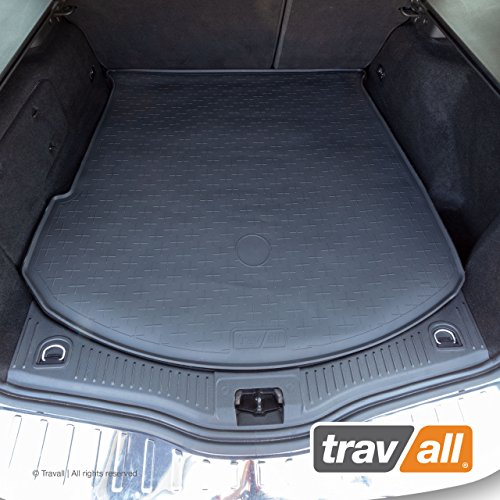 Travall Liner TBM1014 - Vehicle-Specific Rubber Boot Mat Liner