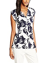 b.young Damen Bluse Pauletta Top