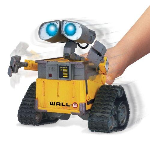 Wall-E Interaction Interactive Toy