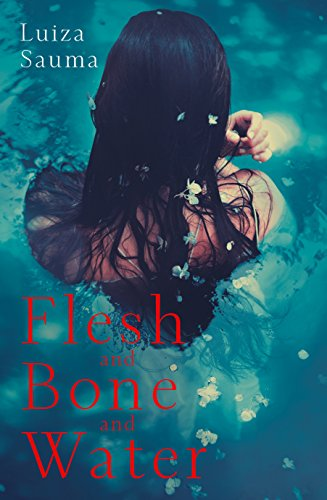 Flesh and Bone and Water (Blue Hibiscus)