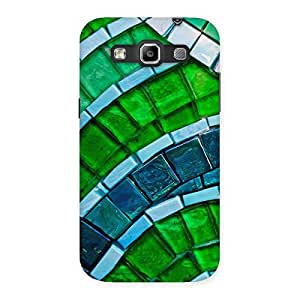Green Footpath Back Case Cover for Galaxy Grand Quattro