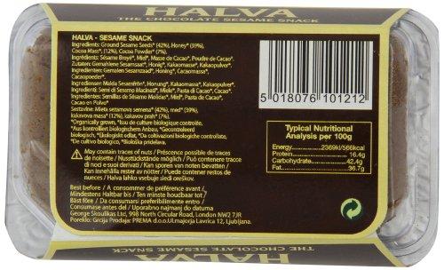 Organic Dark Chocolate Halva - 75g