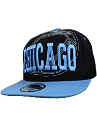 Chicago & Los Angeles Snapback Cap Baseball Cap