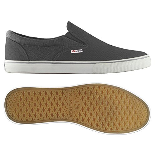 DK Superga Top IRON Low 2311 GREY Cotu Erwachsene Unisex B4qw4fOY