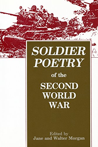 Soldier Poetry of the Second World War: An Anthology
