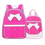 Mädchen Schule Rucksäcke Lässig Daypacks Kinder Rucksäcke Schultaschen 2pcs